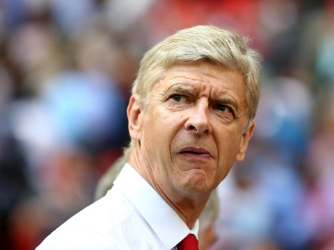 Ian Wright does not want Arsenal boss Arsene Wenger to become England's next manager