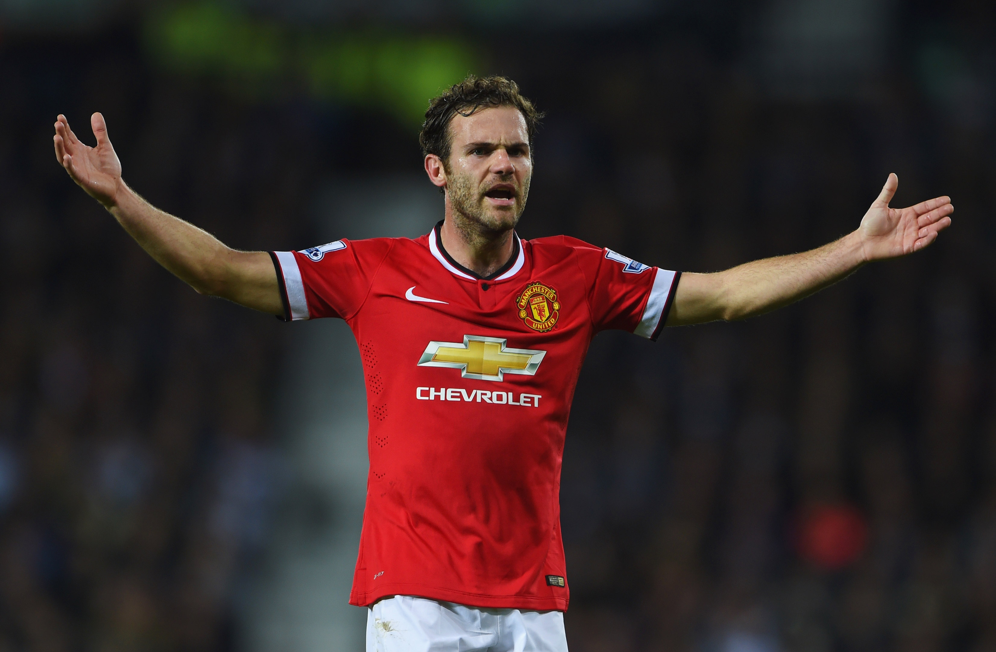 Everton's transfer link with Manchester United's Juan Mata highlights their growing ambition