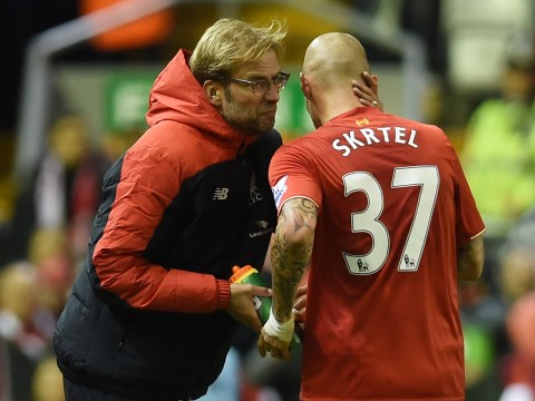 Martin Skrtel apologises after Instagram account labeled Jurgen Klopp a 'd*ckhead'