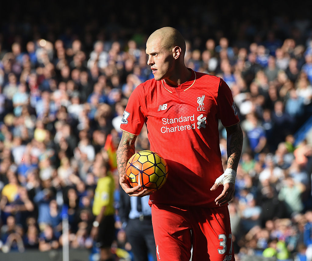 Martin Skrtel set to leave Liverpool after Reds accept £5.5million bid from Fenerbahce