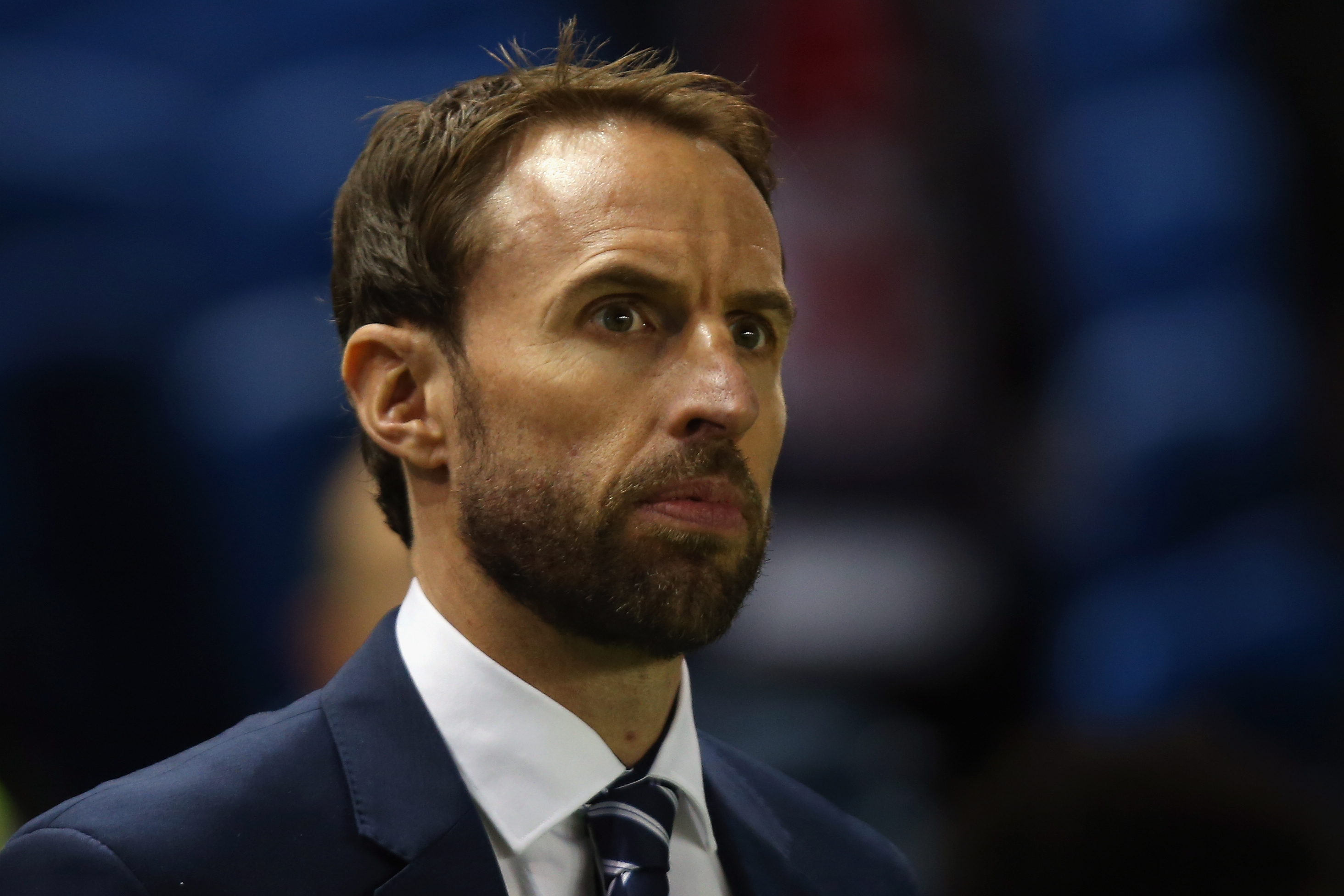 Gareth Southgate to reject England job on an interim basis