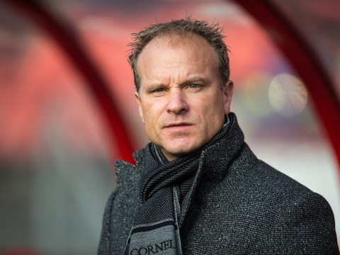 Dennis Bergkamp has built his coaching philosophy around Arsenal