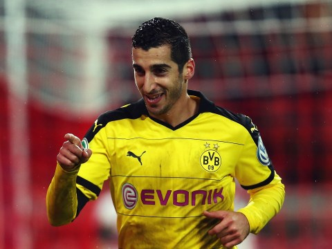 Why Arsene Wenger must convince Henrikh Mkhitaryan to join Arsenal and not Manchester United