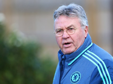 Former Chelsea boss Guus Hiddink 'happy' to be linked with Russia return