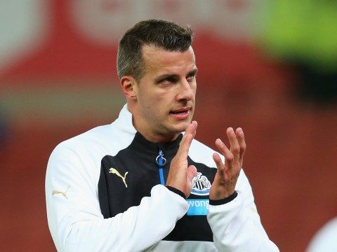 Confirmed: Steven Taylor leaves Newcastle United on a free transfer