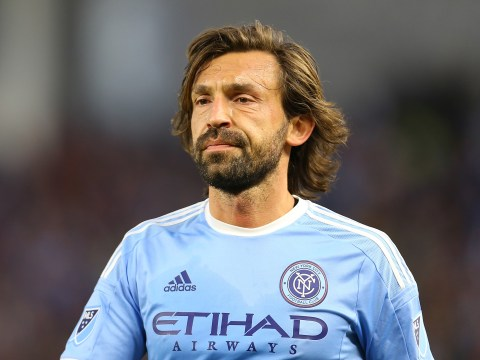 Watch: Andrea Pirlo FINALLY opens his MLS account… and it was worth the wait!