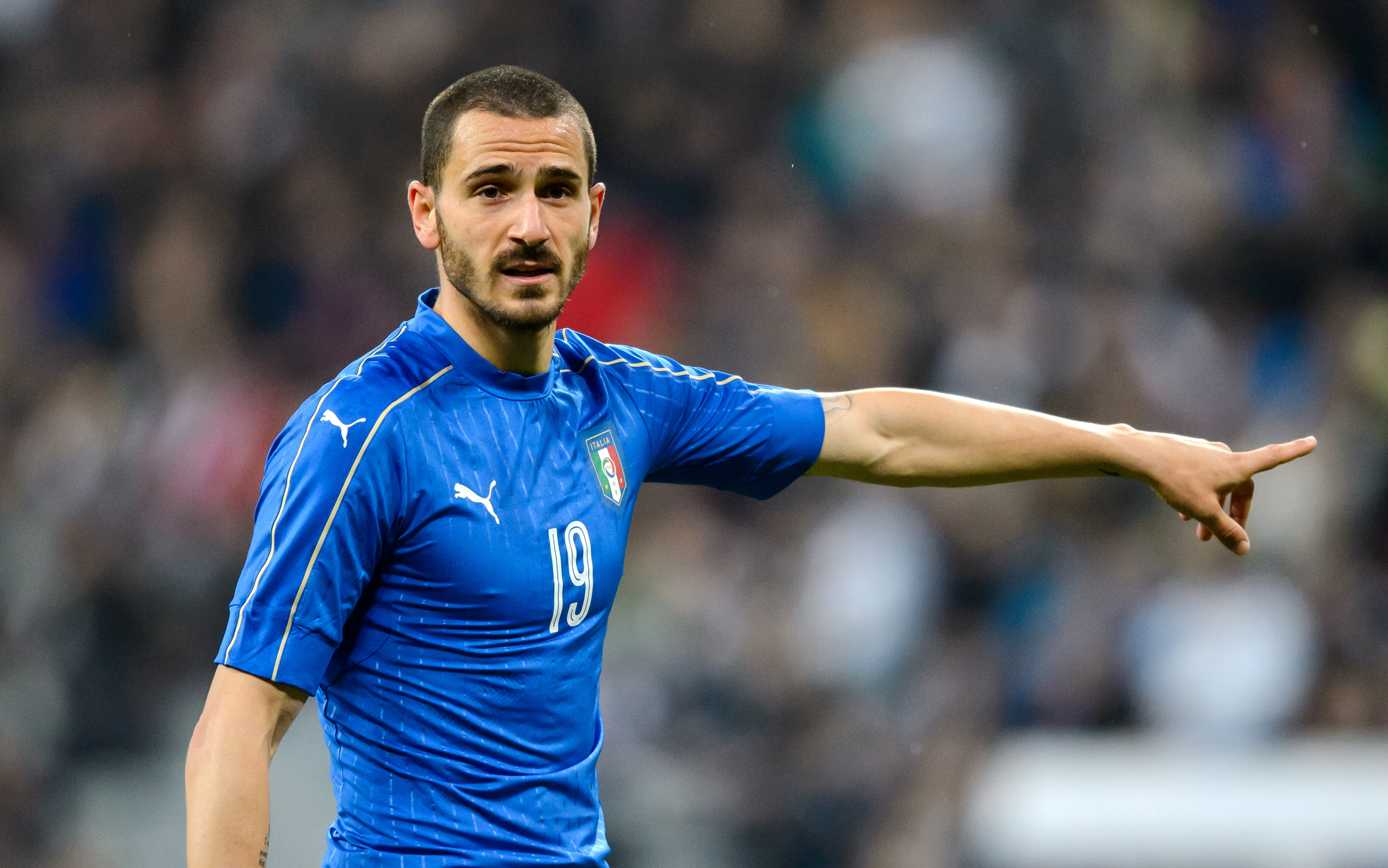 Leonardo Bonucci scouting report as Chelsea transfer target helps Italy to Euro 2016 win vs Sweden