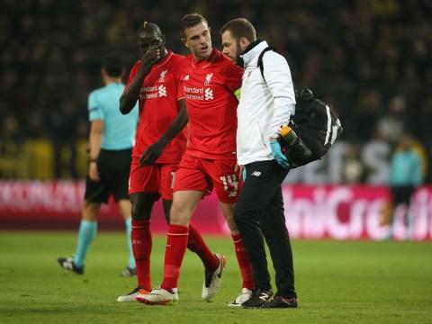 'A top man' – Liverpool's Jordan Henderson pays tribute to departing Liverpool head physio Chris Morgan