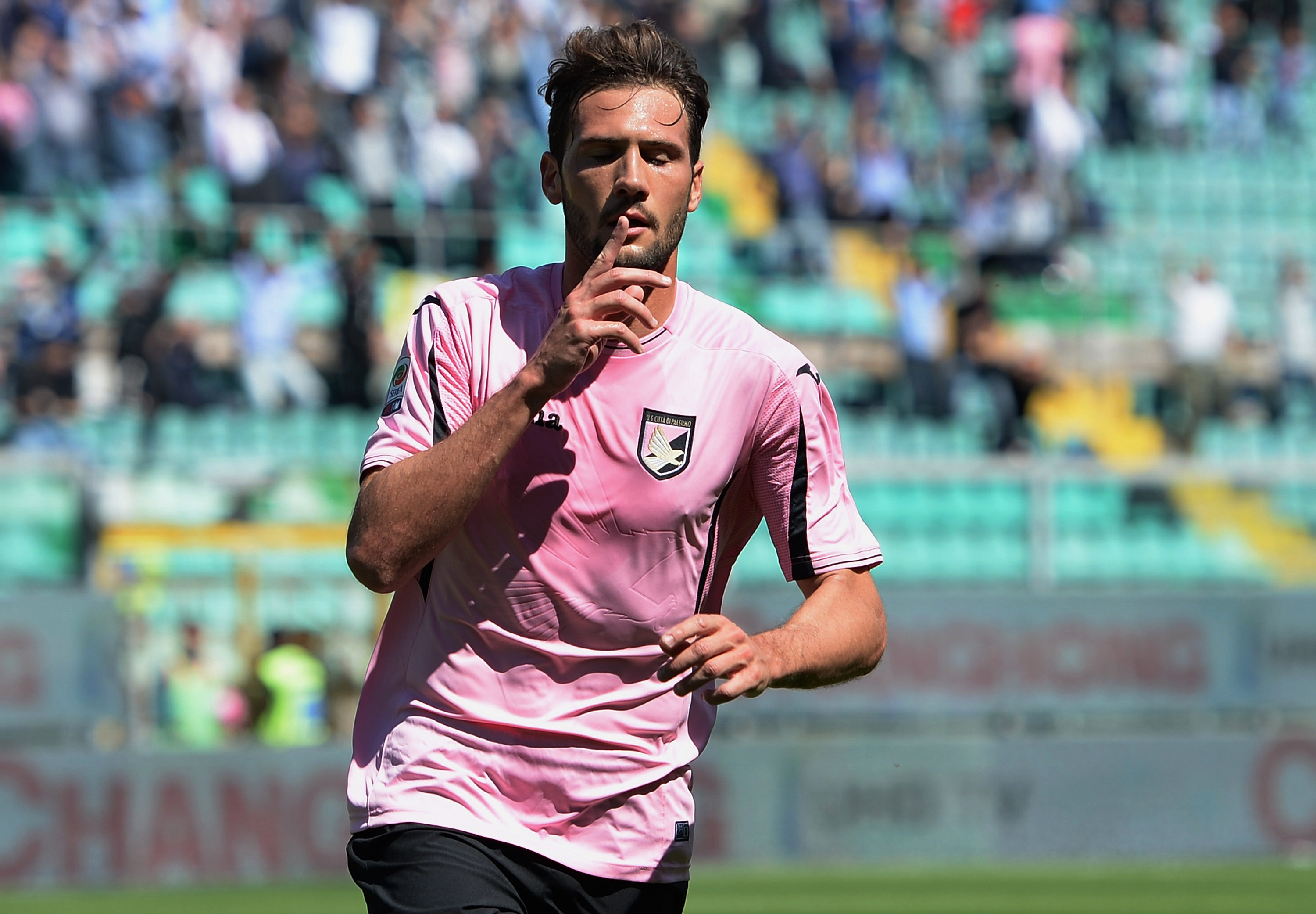 Palermo boss confirms talks with Tottenham over Franco Vazquez