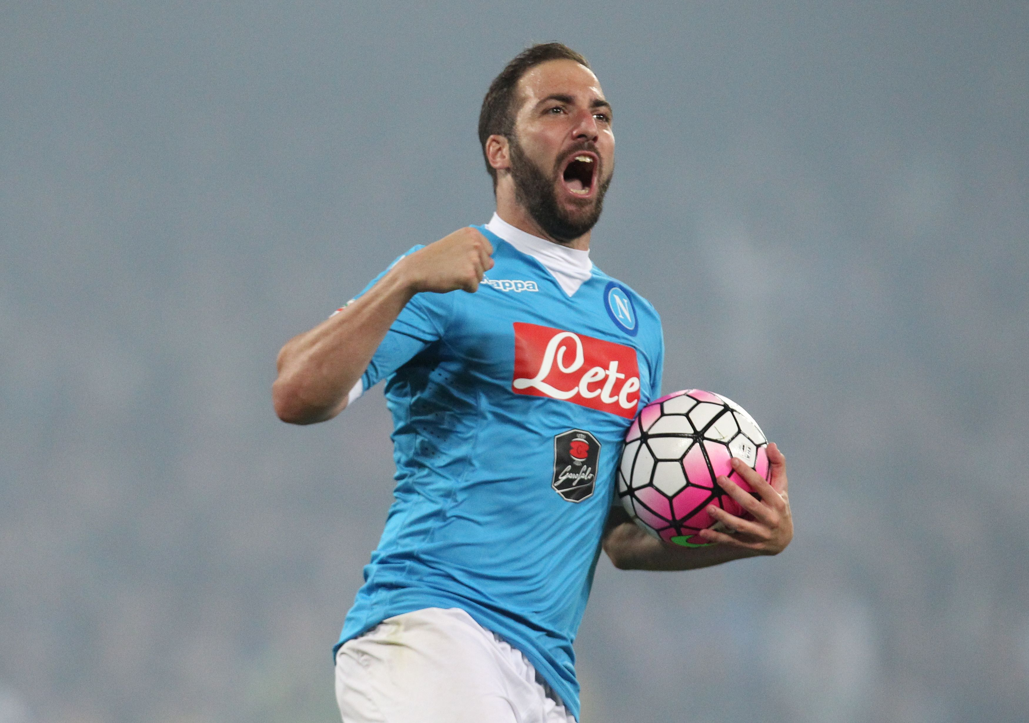 Why there's no chance Liverpool will sign Napoli's Gonzalo Higuain in this summer's transfer window