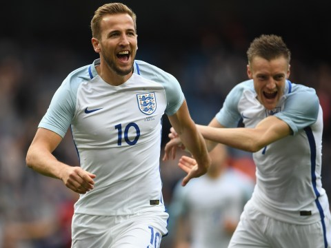 England have the third most lethal strike partnership in Euro 2016, according to Uefa