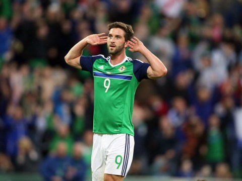 Play the 'Will Grigg's on Fire' game right here to celebrate the Northern Ireland cult hero