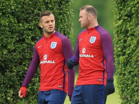 Jack Wilshere begrudgingly admits that 'unbelievable' Wayne Rooney is England's Andrea Pirlo