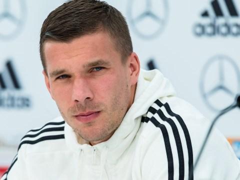 Lukas Podolski hits back: 'I am no mascot for Euro 2016'