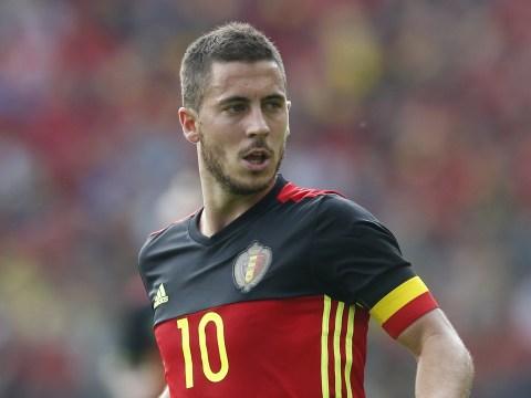 'He's the last person I'd pick' – Belgium mocked on Twitter for making Eden Hazard captain