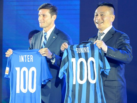 Chinese consortium begin European takeover with purchase of Italian giants Inter Milan