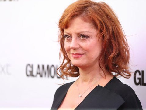 Susan Sarandon launches attack on Hollywood's pay gap at Glamour Awards
