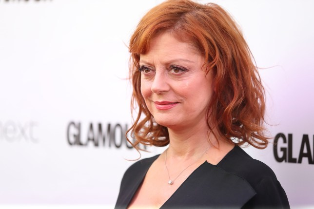 Susan Sarandon shows her support for assisted suicide as she promotes new film Blackbird