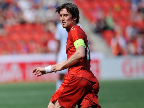 Arsenal hero Tomas Rosicky is both youngest and oldest Czech Republic player at a European Championship