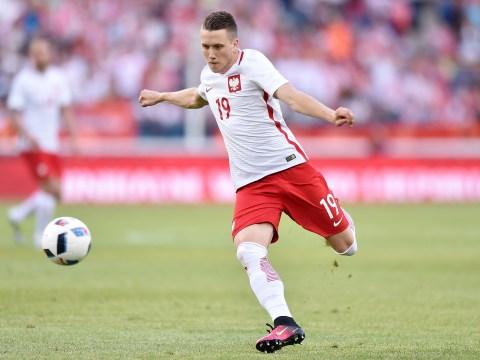 Liverpool lodge £9.5m transfer bid for Udinese midfielder Piotr Zielinski