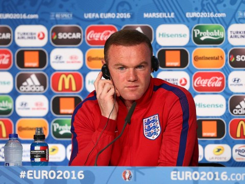 Wayne Rooney and Roy Hodgson to record message for England fans after Euro 2016 riots