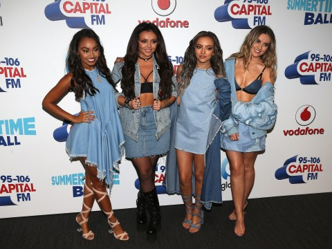 Little Mix announce new single Shout Out To My Ex and it's out next week