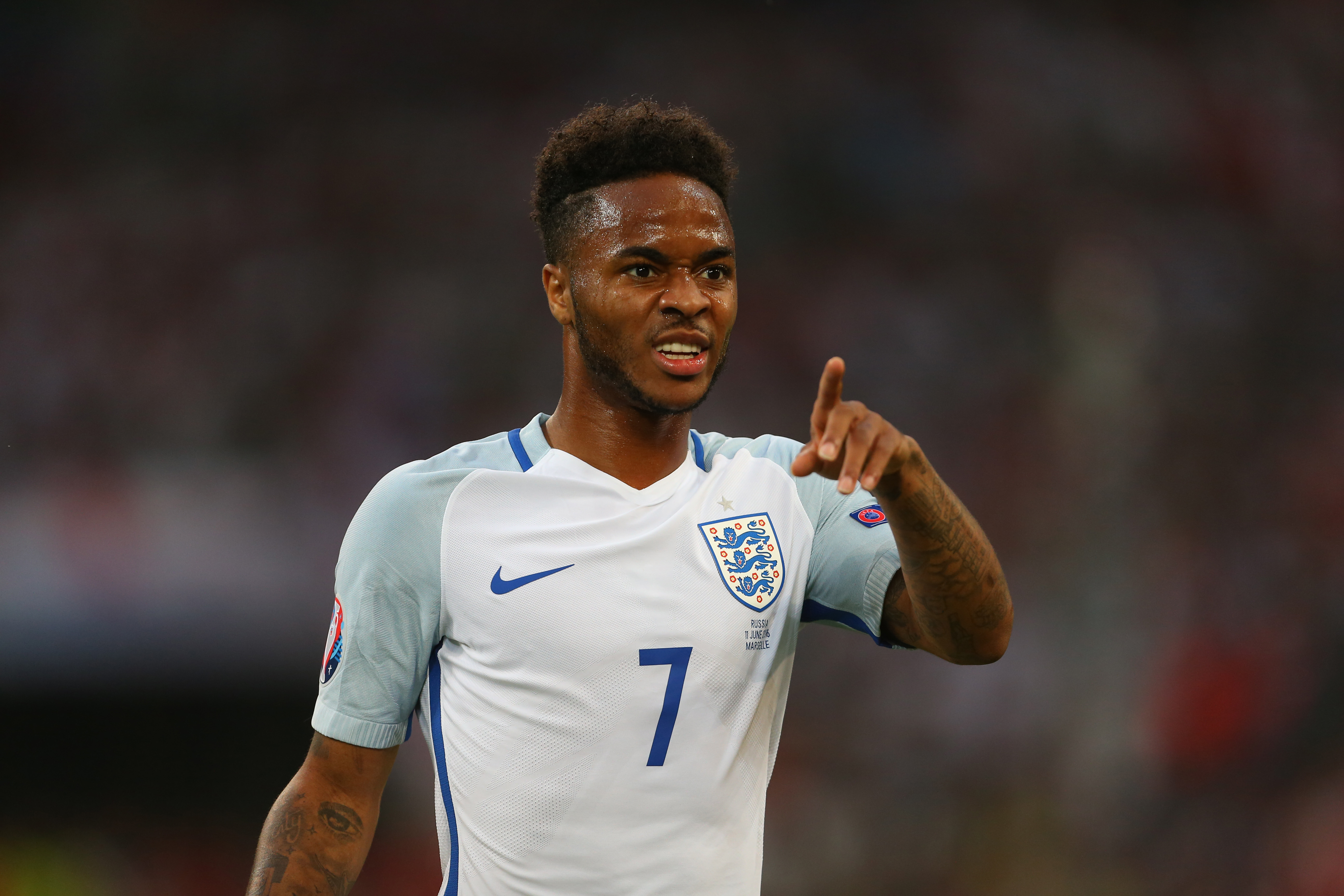 Manchester City's Raheem Sterling can be a key part of England's success against Wales