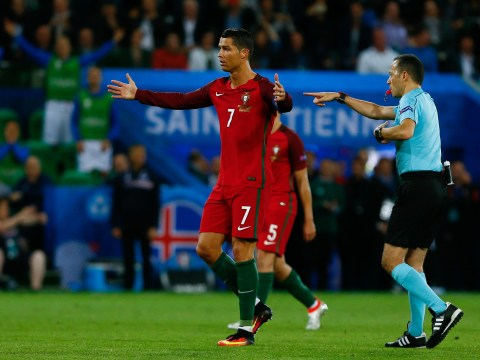 Cristiano Ronaldo defended by Portugal boss Fernando Santos for his controversial comments about Iceland