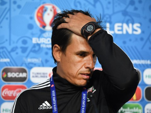 Chris Coleman calls on Wales to put devastating England defeat behind them