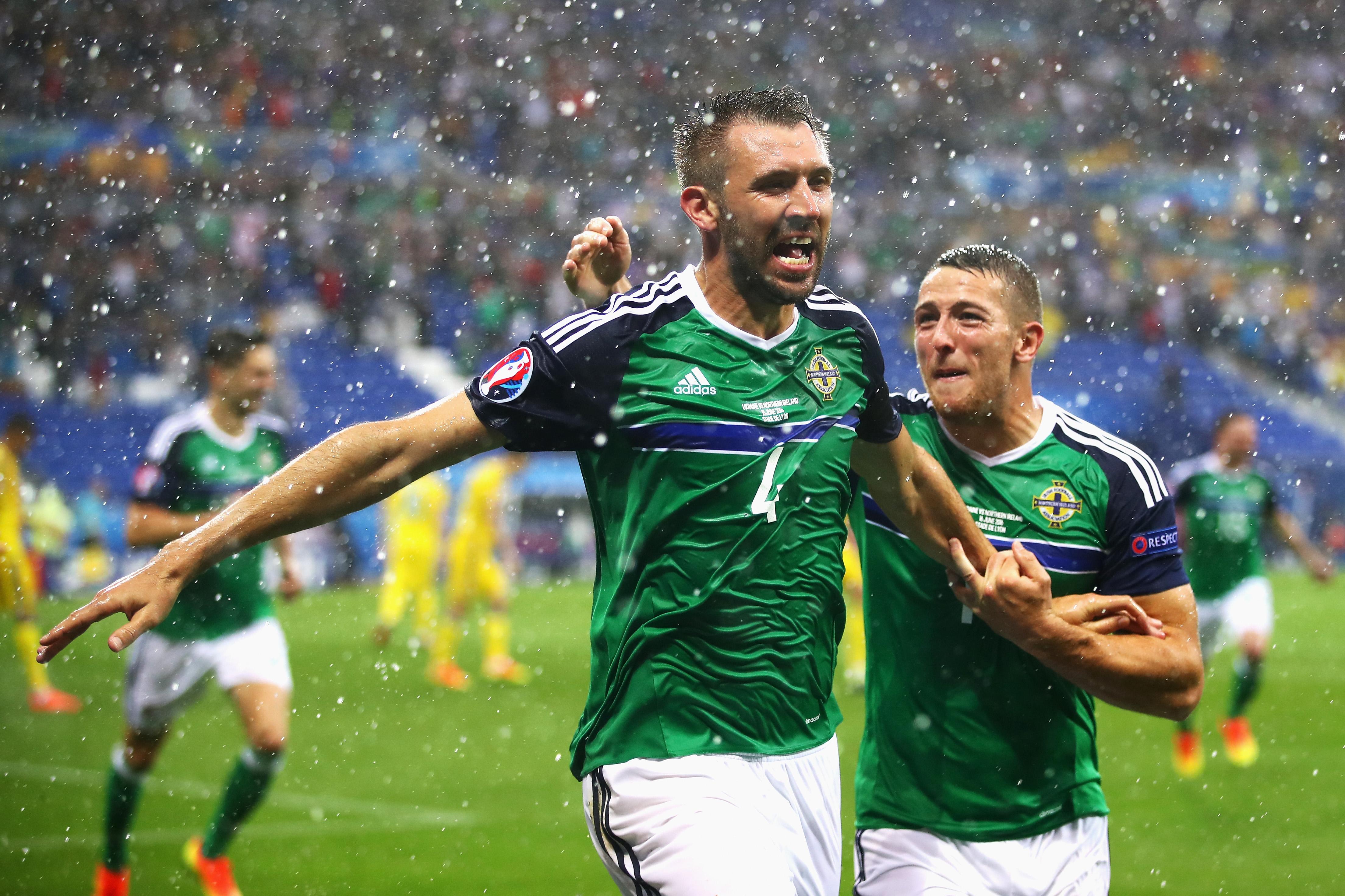 Gareth McAuley devastated after drugs test denies final farewell to Northern Ireland fans