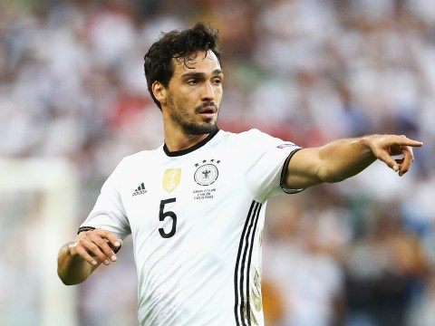 Mats Hummels suggests he snubbed Manchester United transfer over lack of Champions League football