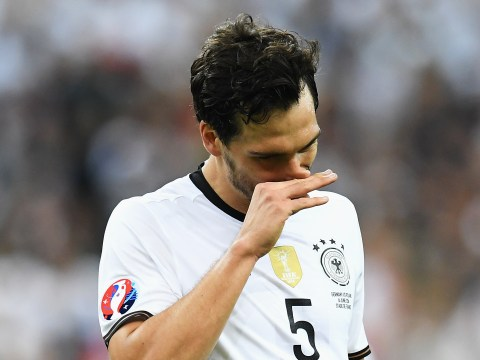 Mats Hummels refuses to sing Will Grigg chant and insists Germany defence is NOT terrified