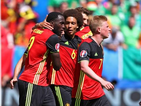 Belgium 3 Republic of Ireland 0: Romelu Lukaku hits form and punishes Ciaran Clark's howler