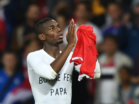 Manchester United lead Real Madrid in the race to sign Paul Pogba