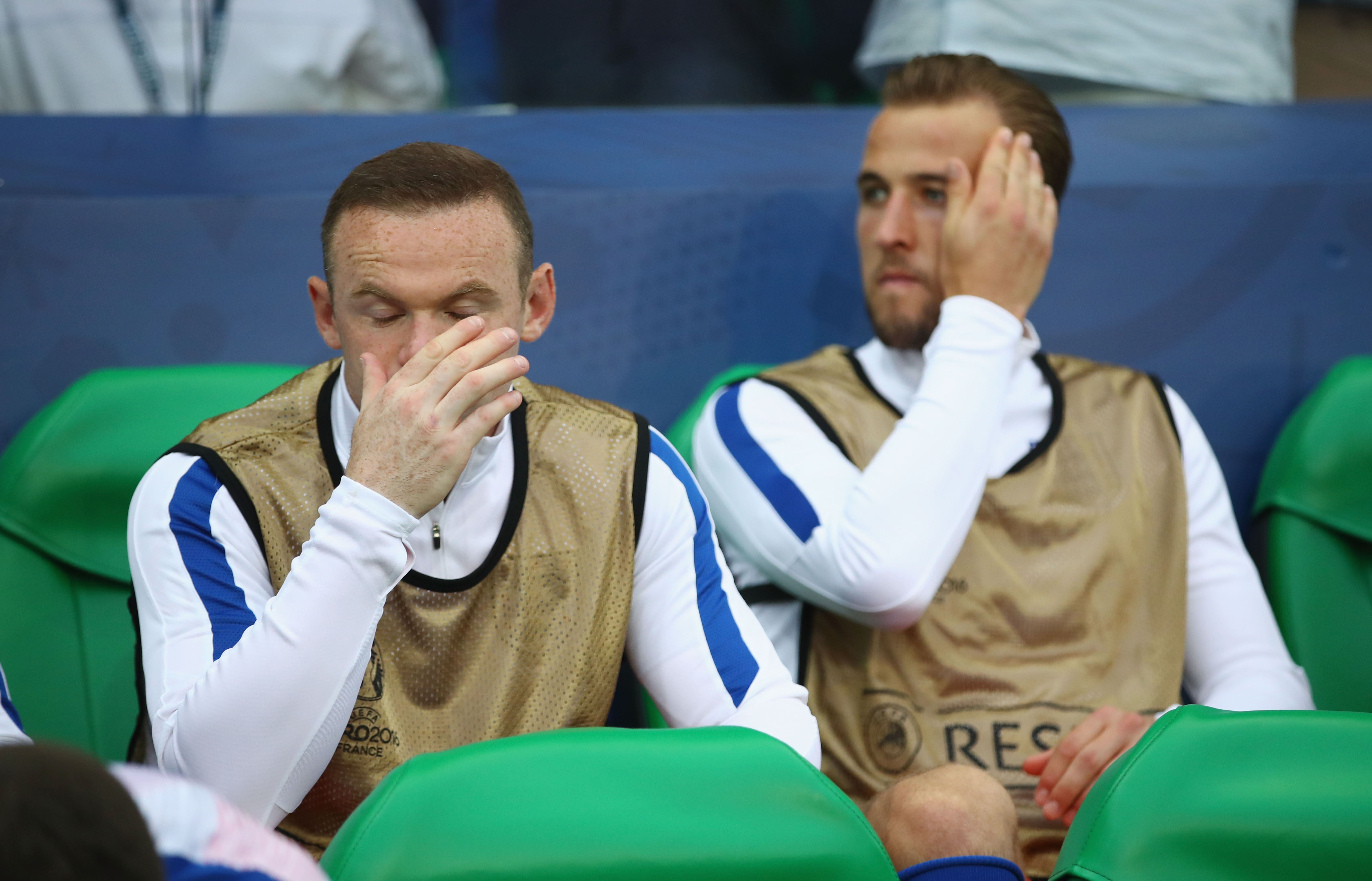 Bring back Harry Kane! England's set-pieces savaged on Twitter AGAIN