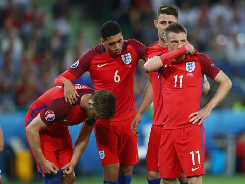 Who will England face in the last 16 of Euro 2016 and when is the game?