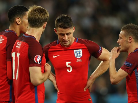 Gary Cahill says fans should not blame Roy Hodgson for England's failure