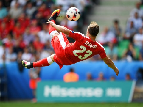 Poland scrape past Switzerland on penalties as Xherdan Shaqiri lights up Euro 2016 draw