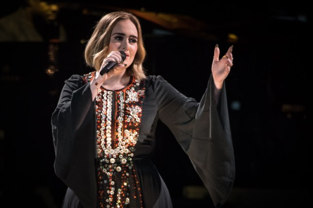 Adele won't be saying hello to the Super Bowl crowd (Picture: Getty Images)