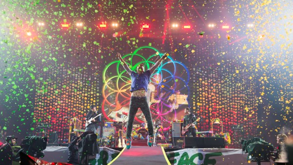 Coldplay are returning to Europe for a huge tour next summer (Picture: Samir Hussein/Redferns)