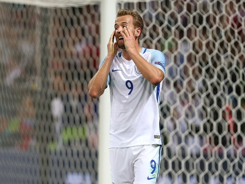 Harry Kane sums up England's performance vs Iceland with one diabolical free kick
