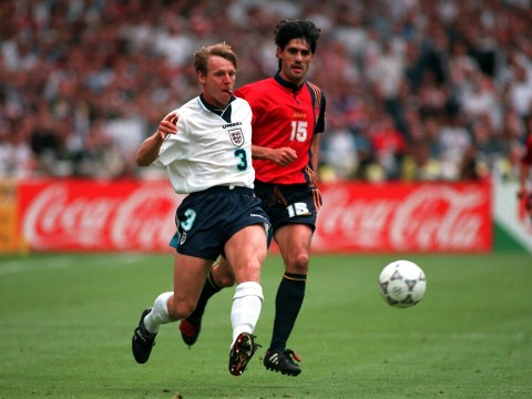 Stuart Pearce picks a combined Euro '96/2016 England XI – but modestly leaves himself out of the team
