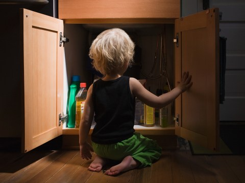 15 hidden hazards that could harm your toddler