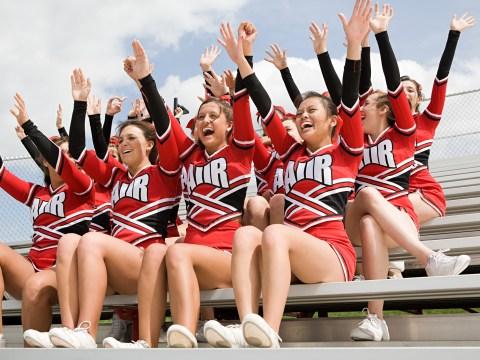 21 things only adult cheerleaders understand