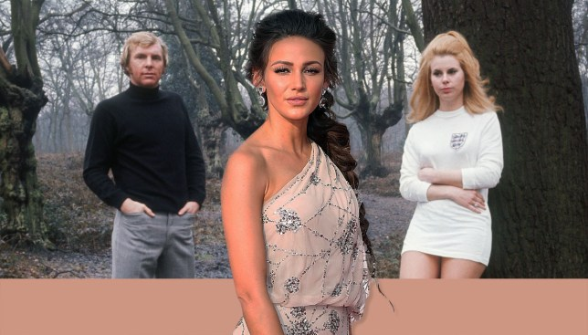 Michelle Keegan to play Bobby Moore's wife in new TV series Credit: Getty images/Metro