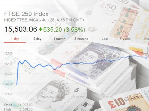 Stock market starts to bounce back after post-Brexit turmoil