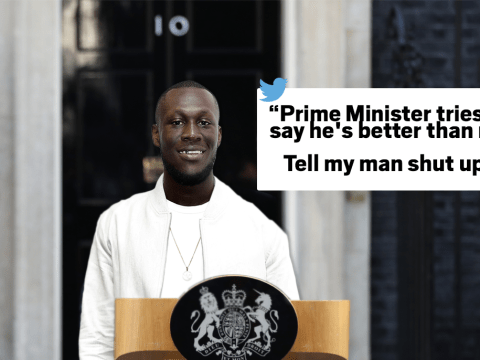 Twitter wants Stormzy to replace David Cameron as Prime Minister