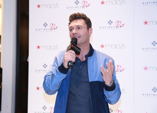 NEW YORK, NY - JUNE 06: Ryan Seacrest attends the launch party for Ryan Seacrest Distinction Rio at Macy's Herald Square on June 6, 2016 in New York City. (Photo by Rob Kim/Getty Images for Macy's)