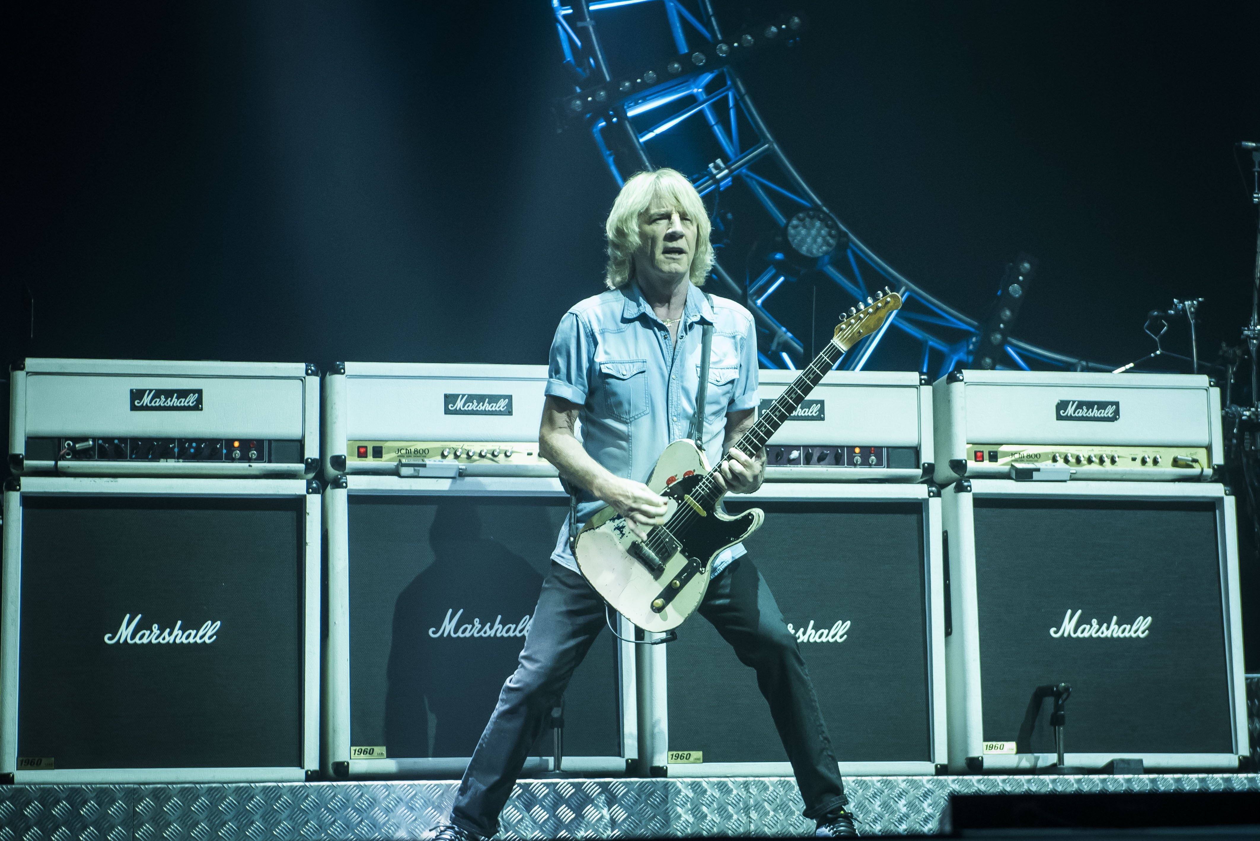 Rick Parfitt has revealed that he's leaving Status Quo (Picture: David Jensen/PA Wire)