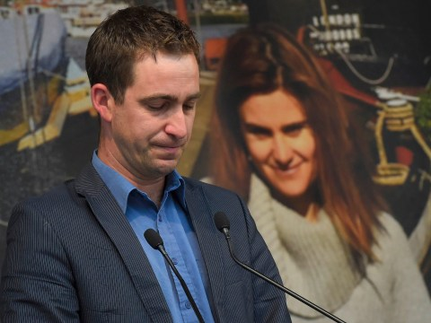 Jo Cox's husband speaks about how he's coping on anniversary of her death